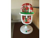 Cosatto 3-sixti highchair