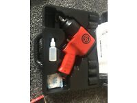 chicago pneumatic brand new 1/2 air impact wrench kit