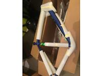 Planet X road bike frame and forks