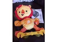 Fisher Price Ride n Roar Lion (brand new, no box)