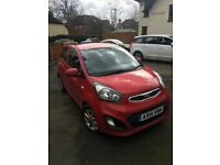IMMACULATE Kia Picanto VR7. NEW MOT AND MAJOR MAIN DEALER SERVICE MARCH 18