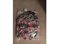 Girls hype grapevine backpack brand new with tags