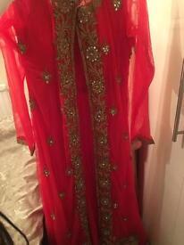 Women's Asian dress