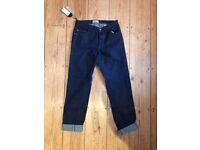 Oliver Spencer men's tapered fit jean size 30 (Original Tags)