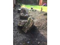 Rockery Rocks / Stones