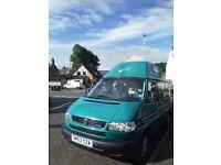 Volkswagen Camper Van, 2003, High Top, T4