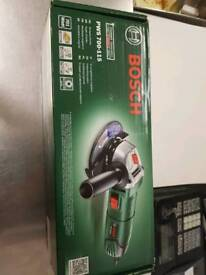 Bosch electric grinder