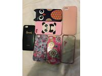 iPhone 5 cases 20p each