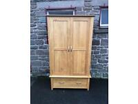 Solid oak bedroom suite * free furniture delivery*