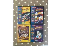Large collection of Duck Tales episodes and movie.