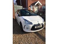 Citroen DS3 1.6 HDI DSPORT PLUS 3dr 110 BHP With leather
