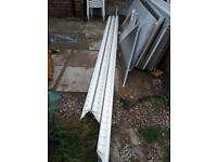 Used conservatory Guttering