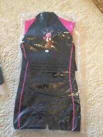 TWF (The Wetsuit Factory) Kids Wetsuit - Age 7-8 Years (Size K5) Pink - BNWT
