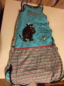 Gruffalo sleeping bag 1.5tog 18-24mth