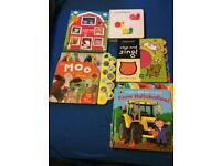 Bundle of pre school books