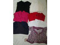 Maternity Clothes Bundle sizes 8 - 12