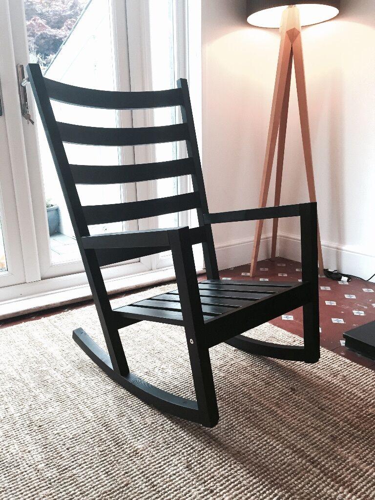 ikea v rmd rocking chair 35 in heath cardiff gumtree. Black Bedroom Furniture Sets. Home Design Ideas
