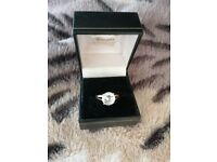 Engagement ring size p