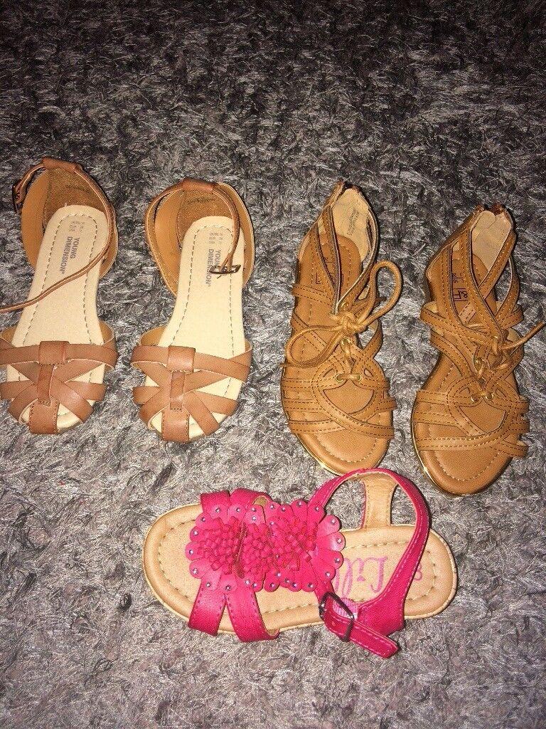 Sandal bundle 10