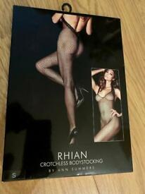 BRAND NEW: Ann Summers crotchless body stocking
