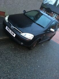 Vauxhall corsa 1.2 great runner