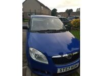 Skoda fabia for sale spares or repair
