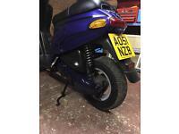 Piaggio typhoon 50cc £300