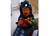 Darlek kids costume 3-5 yrs - £10 - Pick-up only
