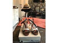Next high heel sandals