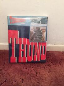 Thunderbirds quilt set