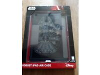 Star Wars iPad Air Case (Robust) with Millennium Falcon design.