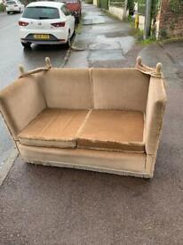 Knoll style sofa