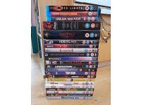Bundle of DVD & BluRay