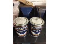 Hammerite paint