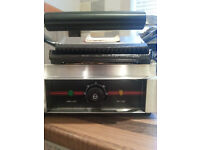 Commercial Grill/ Panini maker