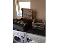 Record player HMV