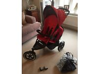 Phil & Teds Double Buggy Navigator V2 Autostop