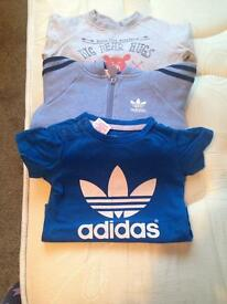 Baby Boy clothes & Trainers