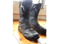 Aldi Touring Motorcyle Boots Size 9