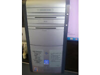 hp desktop pc ready to go windows 7 genuine [can be shown] may deliver