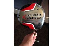 Big Bertha 460 - Calloway Driver