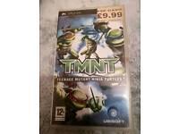 TMNT PlayStation PSP