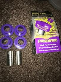 Fiesta St 150 Powerflex Poly Bushes