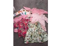 Baby Girls Clothes Bundle FOR SALE Size 3-6 months including Designer Clothes!