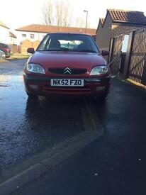Cheap cars saxo vtr open to offers