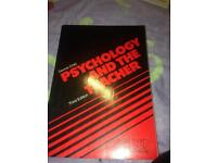Psychology and the the teacher