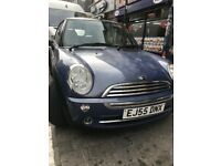 Well kept & low mileage & automatic Mini Convertible ready to go now!