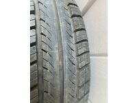 Peugeot 207 Corsa C Spare Wheel & Tyre 175 65 R14