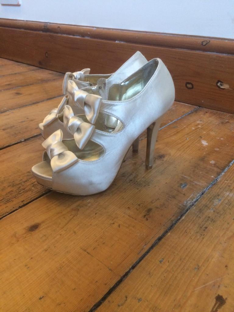 Pin Up / Burlesque Heels