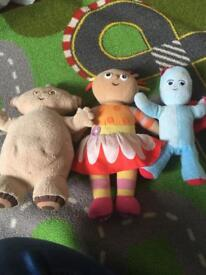 £5 for all 3 characters! X